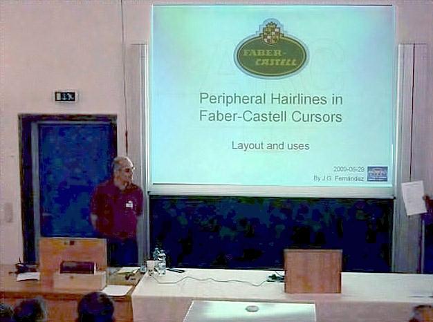 Presentación de J.G. Fernandez en el IM2009